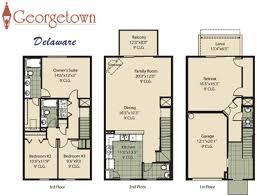 Sunterra TownhomesTownhomes Floor Plans