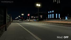 Ets Off Light Realistic Vehicle Lights Mod For Ets 2 Frkn64 Modding