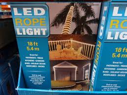 150 Led Icicle Lights Costco Led Rope Light