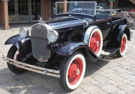1931 Ford Model A | Volo Auto Museum