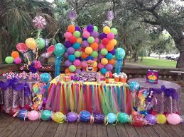 Decoration Stuff For Party Image Of Candyland Decorations Diy Candyland Party Pinterest
