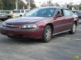 2002 Chevrolet Impala - Information and photos - ZombieDrive