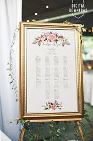 Seating Chart For Wedding Reception 10 Unique Mostly Easy Seating Chart Ideas For Your Wedding