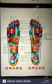 Foot Chinese Medicine Chart Chinese Medicine Chart Showing Pressure Points On Feet Hong