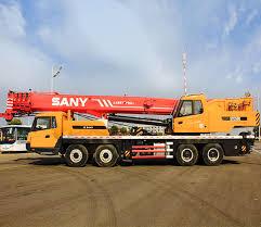 Sany Stc500 50 Ton Truck Crane For Sale