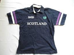 Vintage Scotland Kooga Rugby Jersey Shirt Size Large