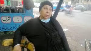فاطمة كشري تعود للعمل على عربية الأكل: مش بنام من الوجع - YouTube