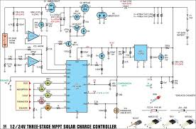 mppt solar charge controller circuit diagram ireleast info solar charge controller circuit diagram the wiring diagram wiring circuit