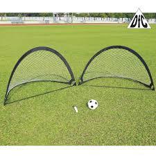 Купить <b>ворота</b> игровые <b>DFC Foldable</b> Soccer GOAL6219A, цены в ...