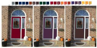 front door appThe Evolution of a Door  How to Choose a Color for your Front Door