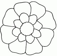 Coloriage Fleur Les Beaux Dessins De Nature Imprimer Et L