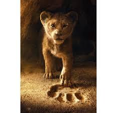 Cartoon The Lion King <b>Full Round Drill</b> Diamond Embroidery <b>3d</b> ...