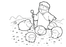 Idea Biblical Coloring Pages For Kids Or Free Bible Coloring Pages