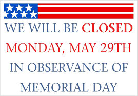 labor day closing sign template closed memorial day sign template under fontanacountryinn com