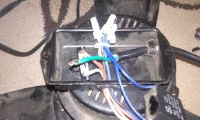 wireing for high valocity floor fan diy forums i need to know where the green wire for a high valocity floor fan goes model number svf20