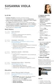 Awesome Collection Of Sales Assistant Sample Resume Cool Sales