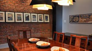 Small Picture Exposed Brick Walls A Modern Style Home Trend YouTube