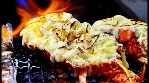 GRILLED LOBSTER WITH CHEESE Japanese ...