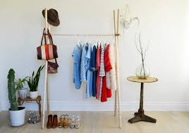 diy wooden clothes rack 4 800wi
