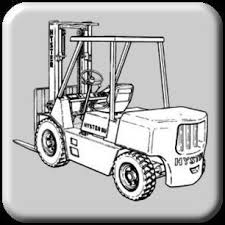 hyster h135 155xl workshop, service Wiring Diagram For Hyster 50 Forklift Hyster 50 Wiring Schematic