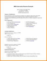 Sample Internship Resumes Prepasaintdenis Com