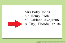 Envelope Format The Proper Way To Write An Address On An Envelope Wikihow