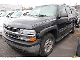 2005 Black Chevrolet Suburban 1500 LT 4x4 #46697452 | GTCarLot.com ...