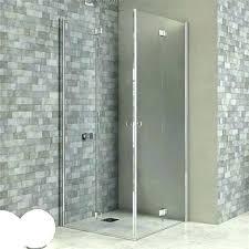shower doors for corner shower glass