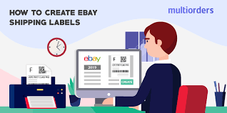 Solution How To Create Ebay Shipping Labels 2019 Multiorders