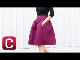 Simplicity Skirt Patterns Magnificent Sew A Skirt With Deborah Kreiling From Simplicity Patterns I