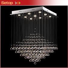 creative lighting fixtures. Beautiful Lighting Best Price Modern K9 Crystal Chandeliers Pyramid Design Home Lighting  Living Room LED Lamp Creative Fixturesin From Lights U0026  On Fixtures