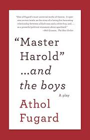 language in athol fugard s master harold and the boys e m a n language in athol fugard s master harold and the boys