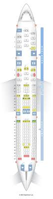 Air Canada Seating Chart Elegant Seatguru Seat Map Air