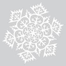 Snow Flake Pattern Best Design Ideas