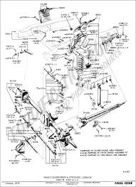 Ford suspension diagram fresh ford truck technical drawings and schematics section a front