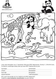 Kleurplaat Kleurboek Sinterklaas Bamboeclub Kleurplatennl