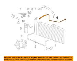 ram air conditioning diagram ram database wiring dodge chrysler oem 07 09 ram 3500 ac a c air conditioner liquid