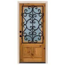 wooden front doorWood Doors  Front Doors  The Home Depot