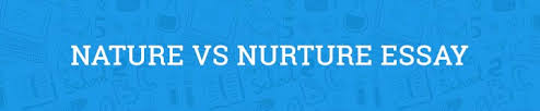 The nature nurture debate in childhood development    GCSE Health     heihelibo com nature vs nurture essay