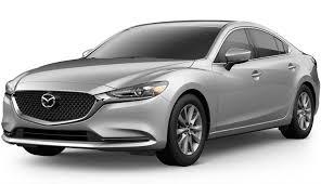 2019 Mazda 6 Manual Transmission Canceled