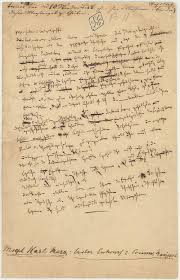 communist manifesto essay sociological theories of karl marx best  sociological theories of karl marx only surviving page from the first draft of the manifesto handwritten