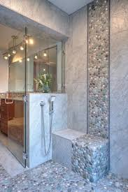 Restroom Tile Designs best 25 river rock bathroom ideas master bathroom 5964 by uwakikaiketsu.us