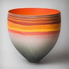 2017 new york ceramics and glass fair exhibitor joanna bird contemporary collections england