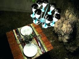 lovely solar chandelier romantic solar lit picnic solar chandelier for gazebo canadian tire