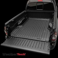 2017 Ford F-150 WeatherTech Truck Bed Liners Mats - TechLiner