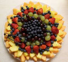 How To Decorate Salad Tray Creative Ideas Fruit Tray For Baby Shower Trays Girl wedding 60