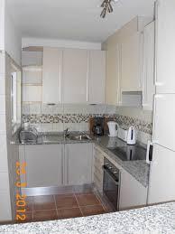 Küche Algarve Ferienwohnung