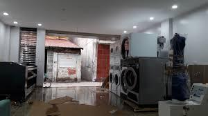 Lắp đặt máy giặt và máy sấy công nghiệp cho cửa hàng giặt là ⋆ Máy giặt  công nghiệp chính hãng