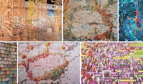 Some of Laurie Frick's experiments in self-tracking.