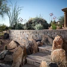 pavers retaining walls masonry block